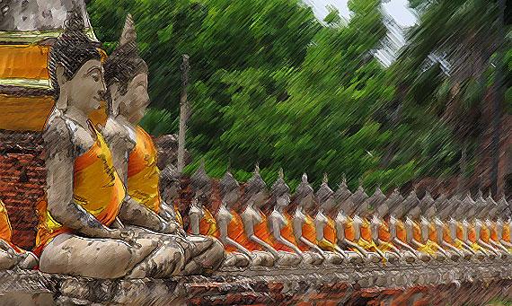 7 dias en tailandia