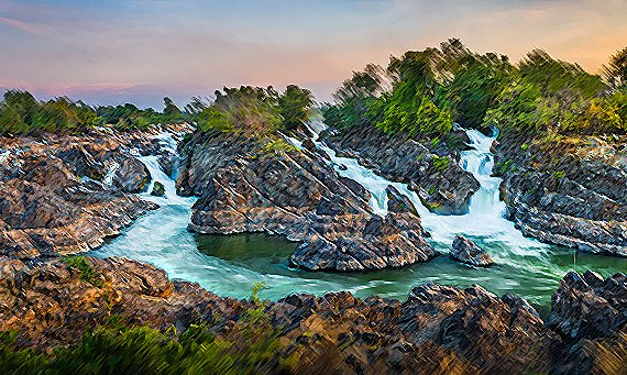 reino nagas laos