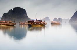 navegando por vietnam
