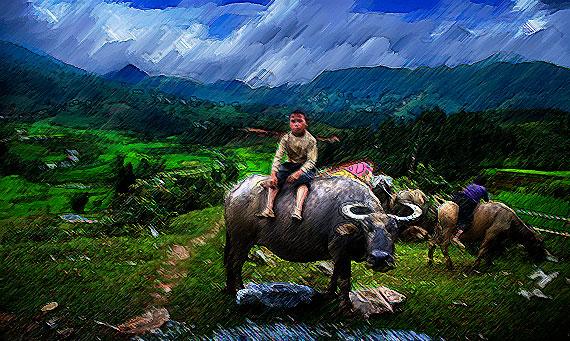 aventura en laos
