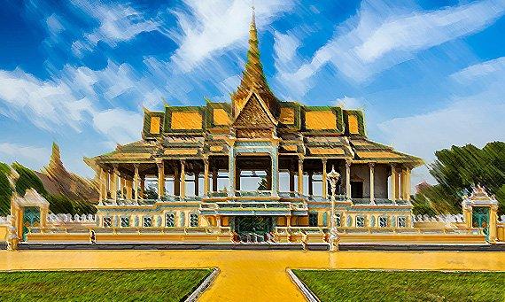 itinerario camboya 15 dias
