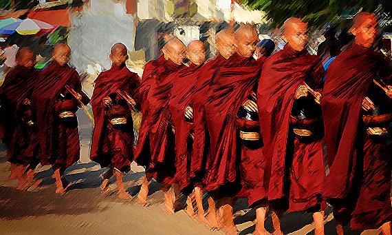 15 dias en myanmar