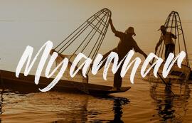 quieres visitar myanmar