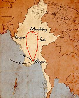 semana birmana 2