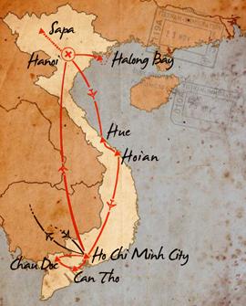 vietnam 14 dias