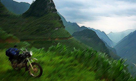 vietnam sobre ruedas