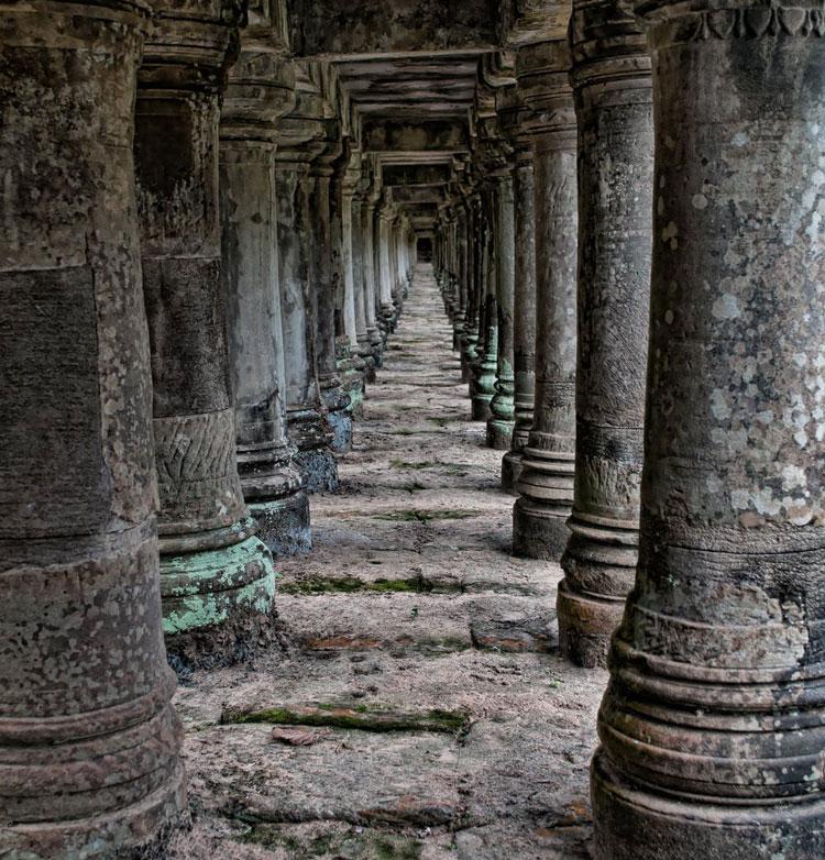 Curiosidades de Angkor