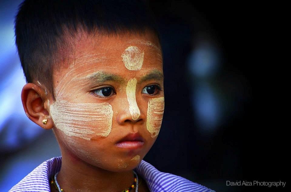 nino de la poblacion de myanmar