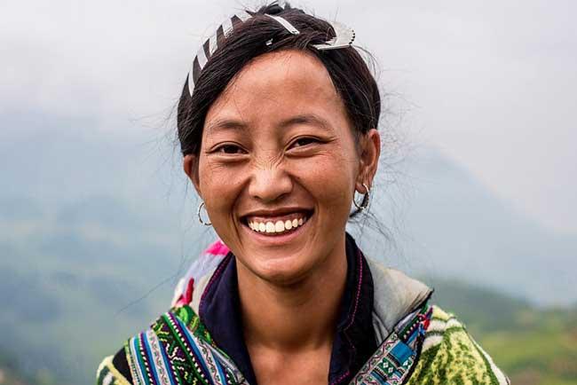 chica vietnamita