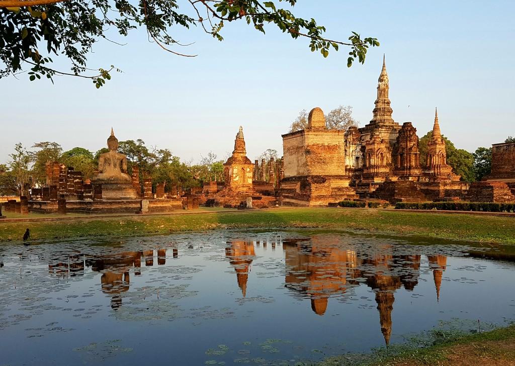 Sukhothai, Tailandia