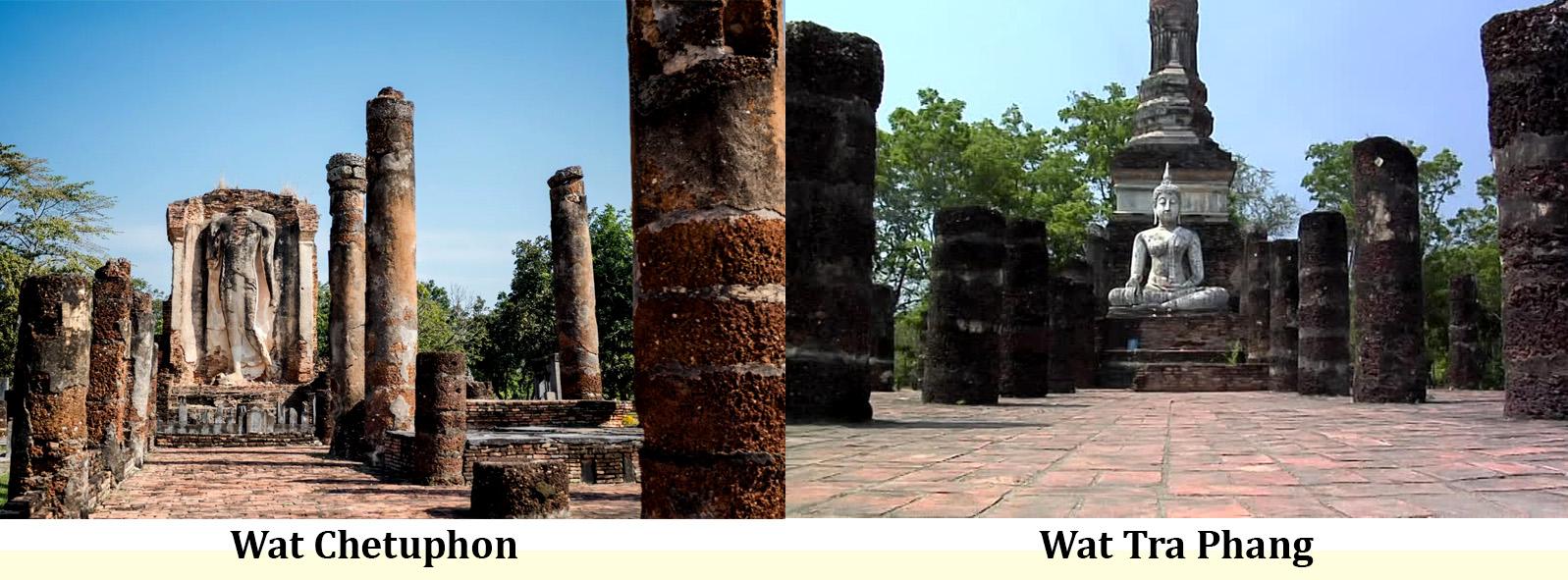 Templos destacados Sukhothai