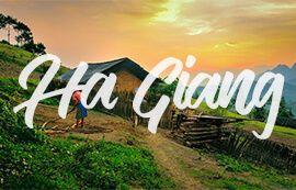 ha giang en bietnam