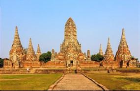 ayutthaya phitsanulok sukhothai