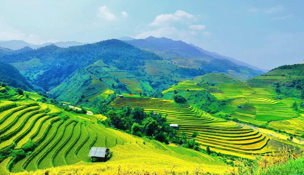 norte de vietnam al completo