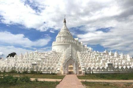 Mandalay visita en myanmar