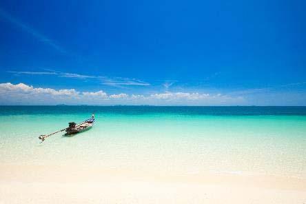 playa en krabi