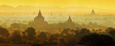 vuelo a Bagan