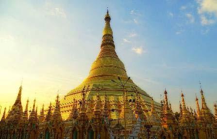 Yangon visita guiada