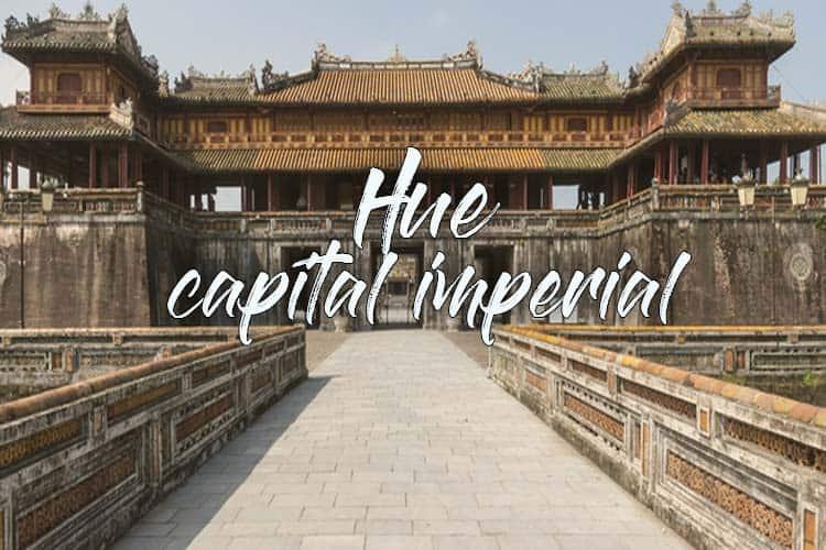 Hue capital imperial