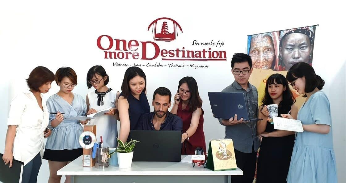 oficinas de omd vietnam