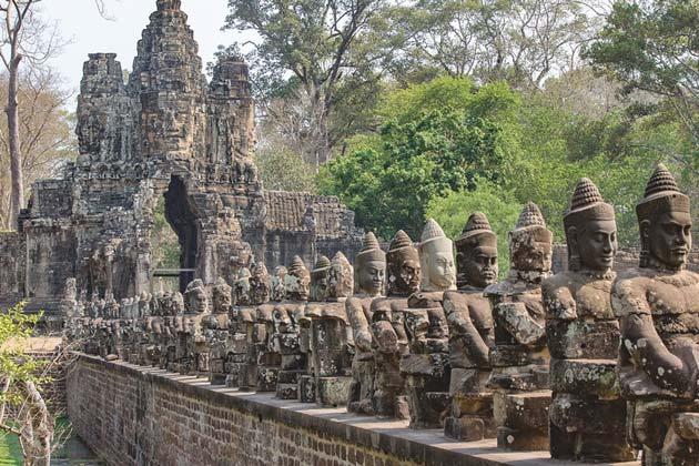 cómo llegar a angkor wat