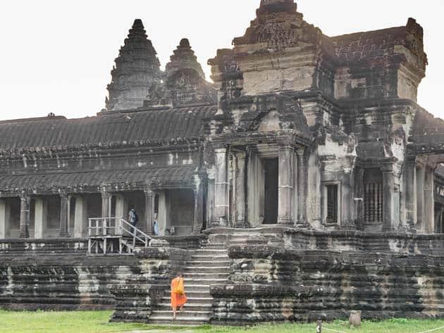 como visitar angkor wat