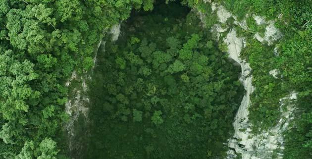 Cueva de mo lung