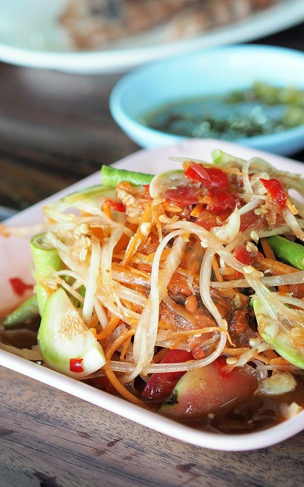 10 typical Thai dishes