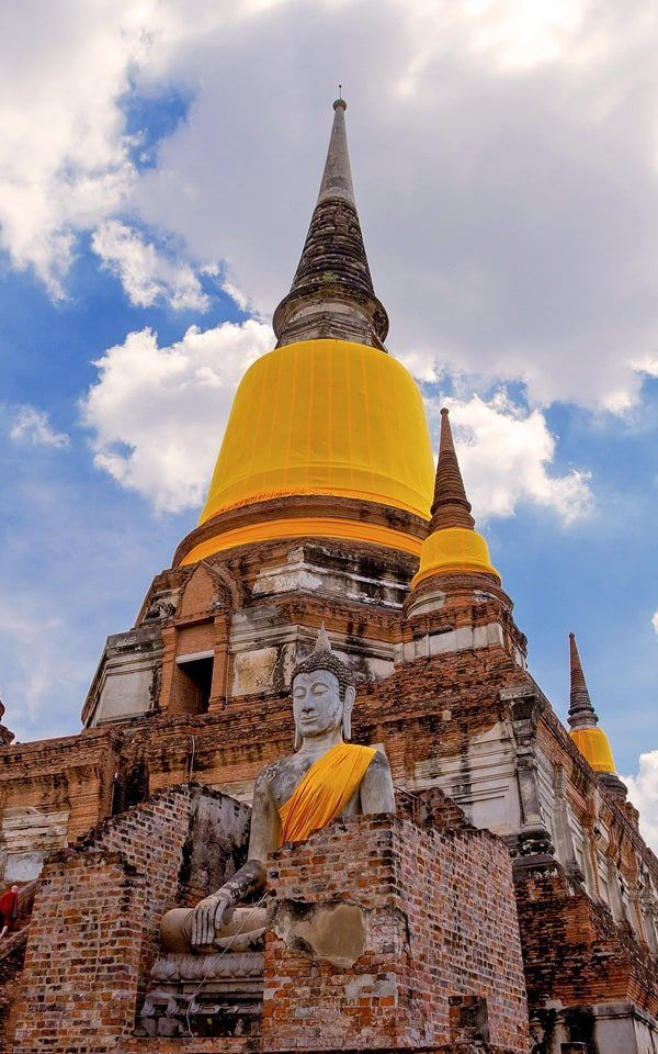 Ayutthaya, the great capital of the kingdom
