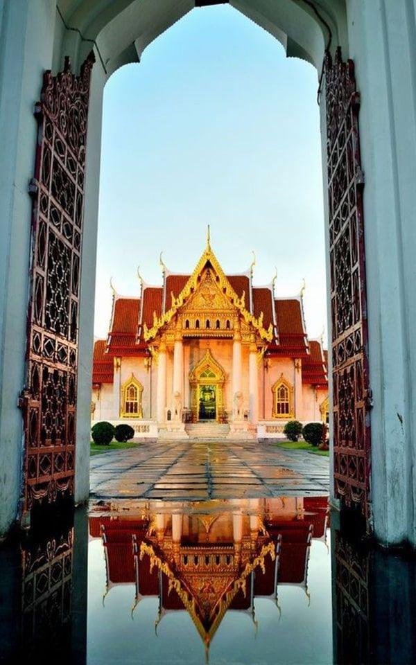 Bangkok, the city of angels