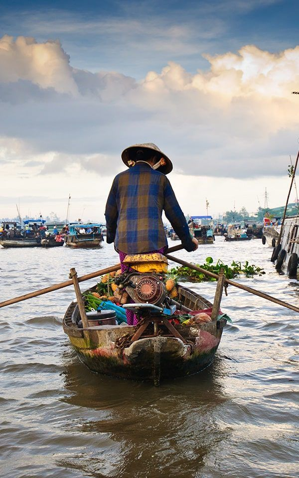The Mekong: Vital Artery of the Indochina Peninsula