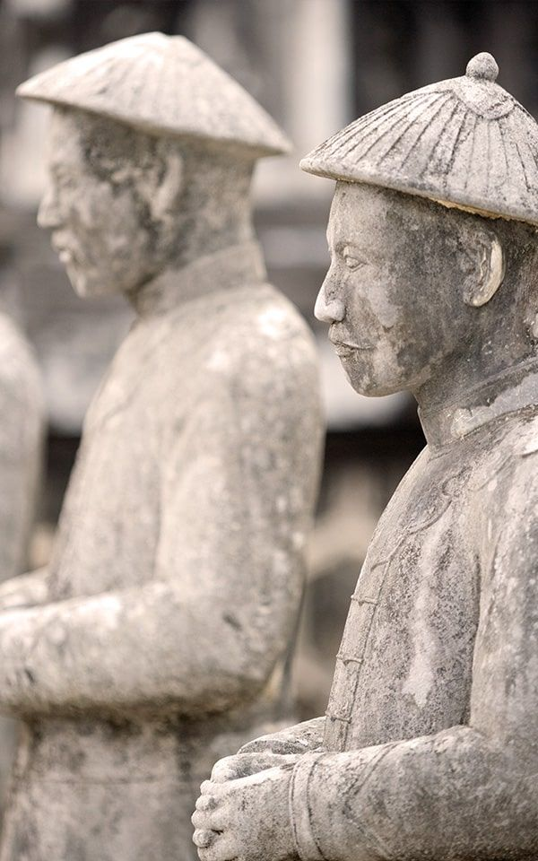 Huế, capital imperial de Vietnam