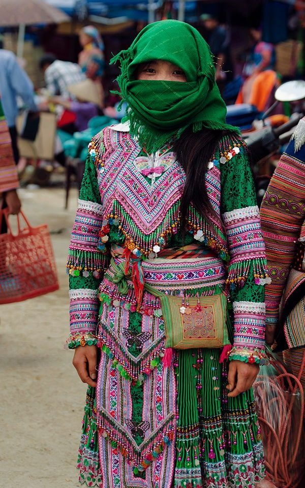 SAPA – Ethnic minorities in Vietnam