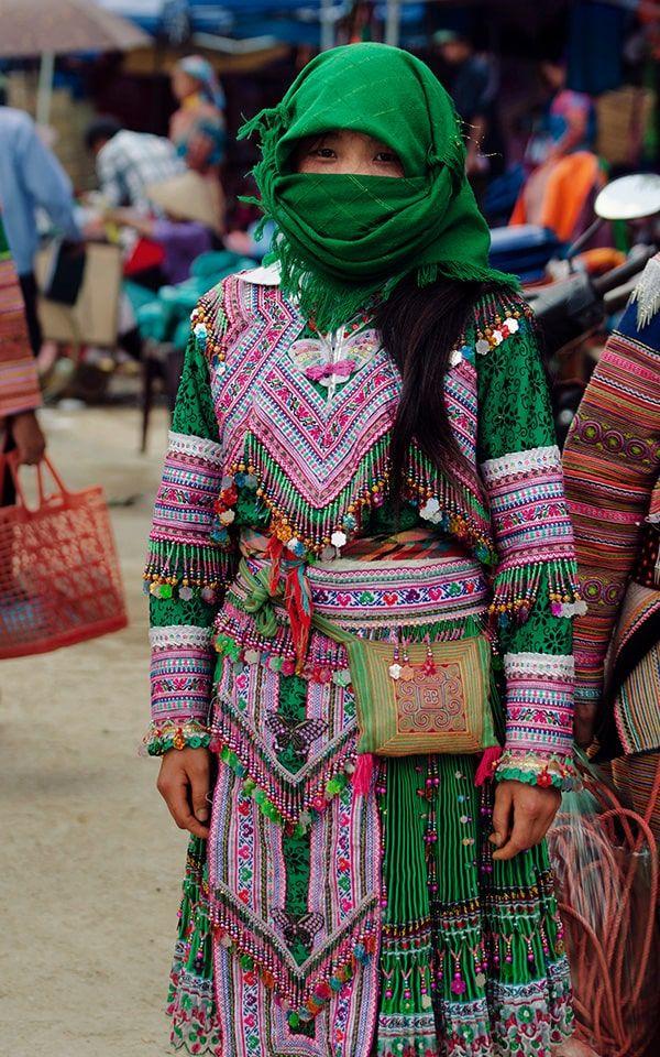 SAPA – Minorías étnicas de Vietnam