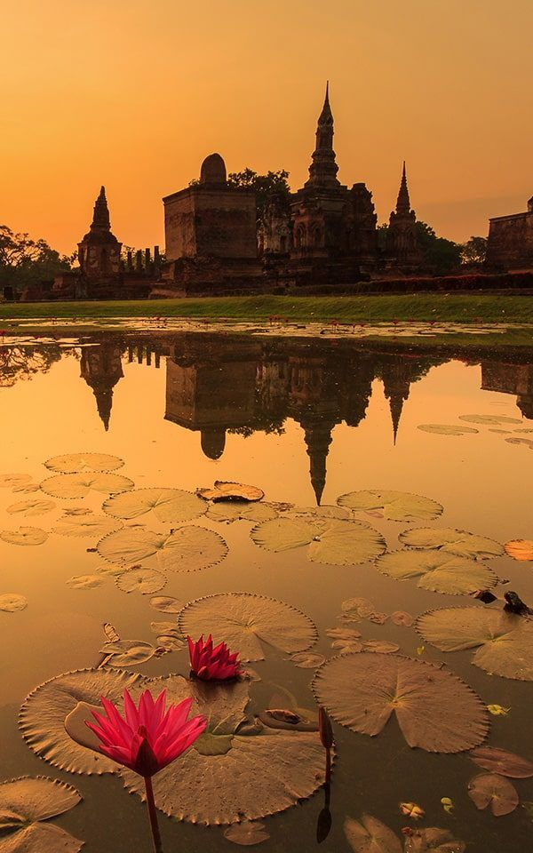 Sukhothai, the Siamese jewel