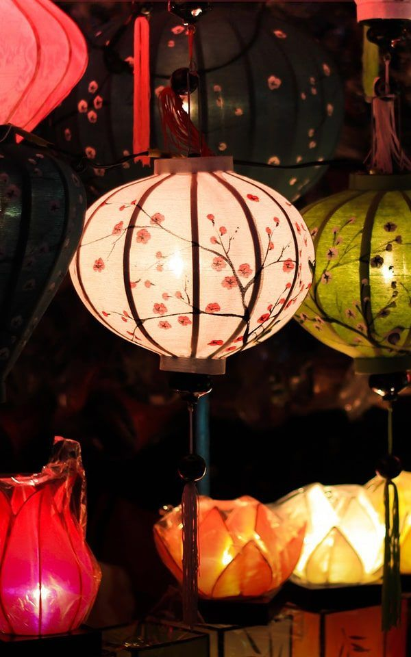The Tết or Vietnamese New Year