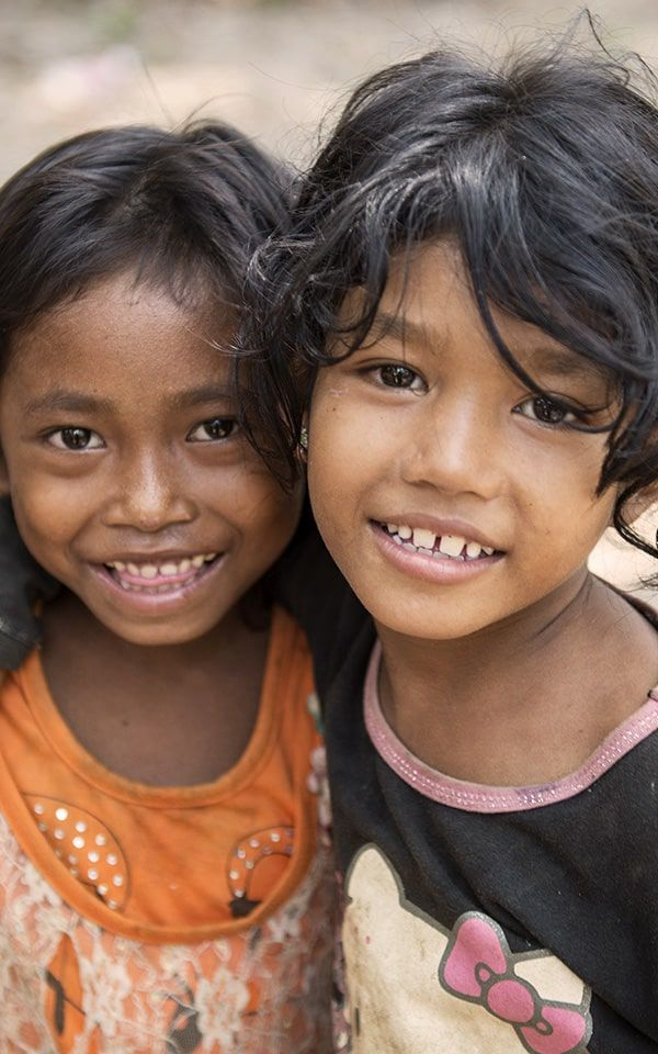 THINK TWICE: Asia's Lost Children