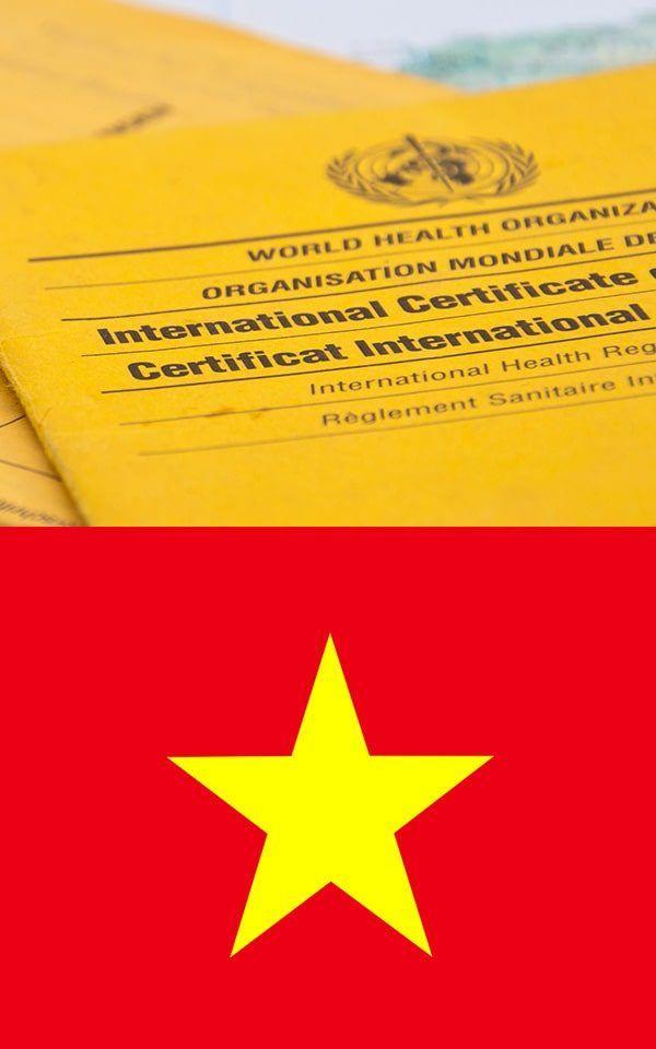 Las vacunas necesarias para viajar a Vietnam