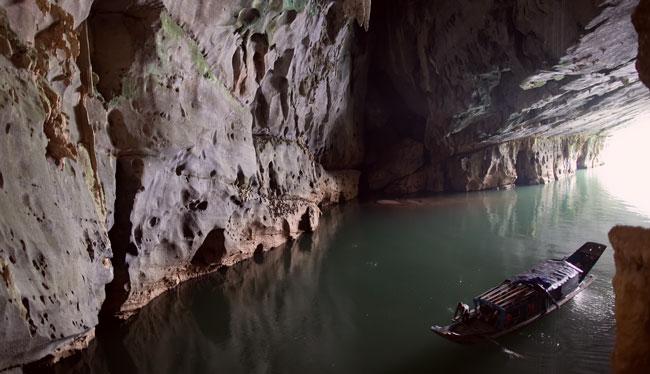 Cueva de Phong Nha
