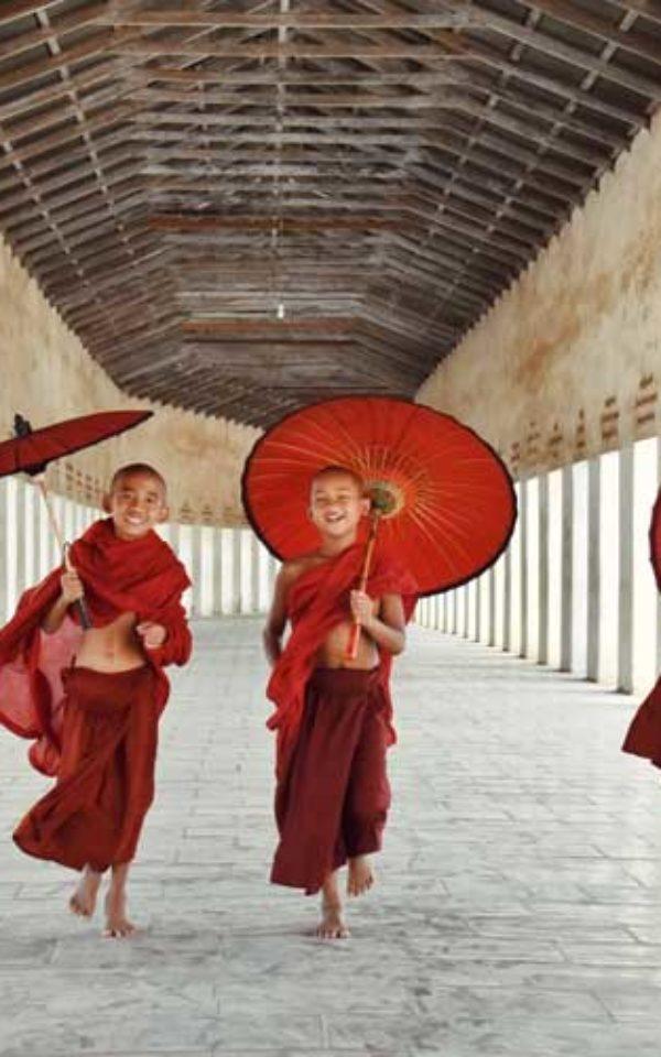 ¿Es seguro viajar a Myanmar?