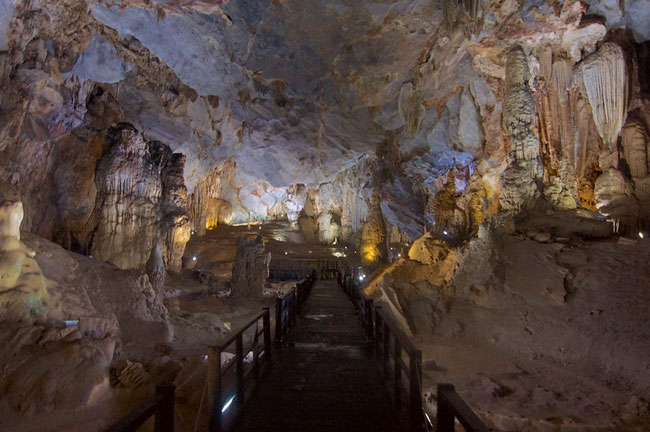the paradise cave