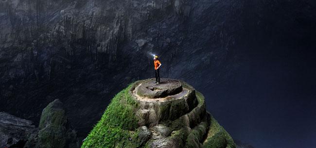 Quang binh caves