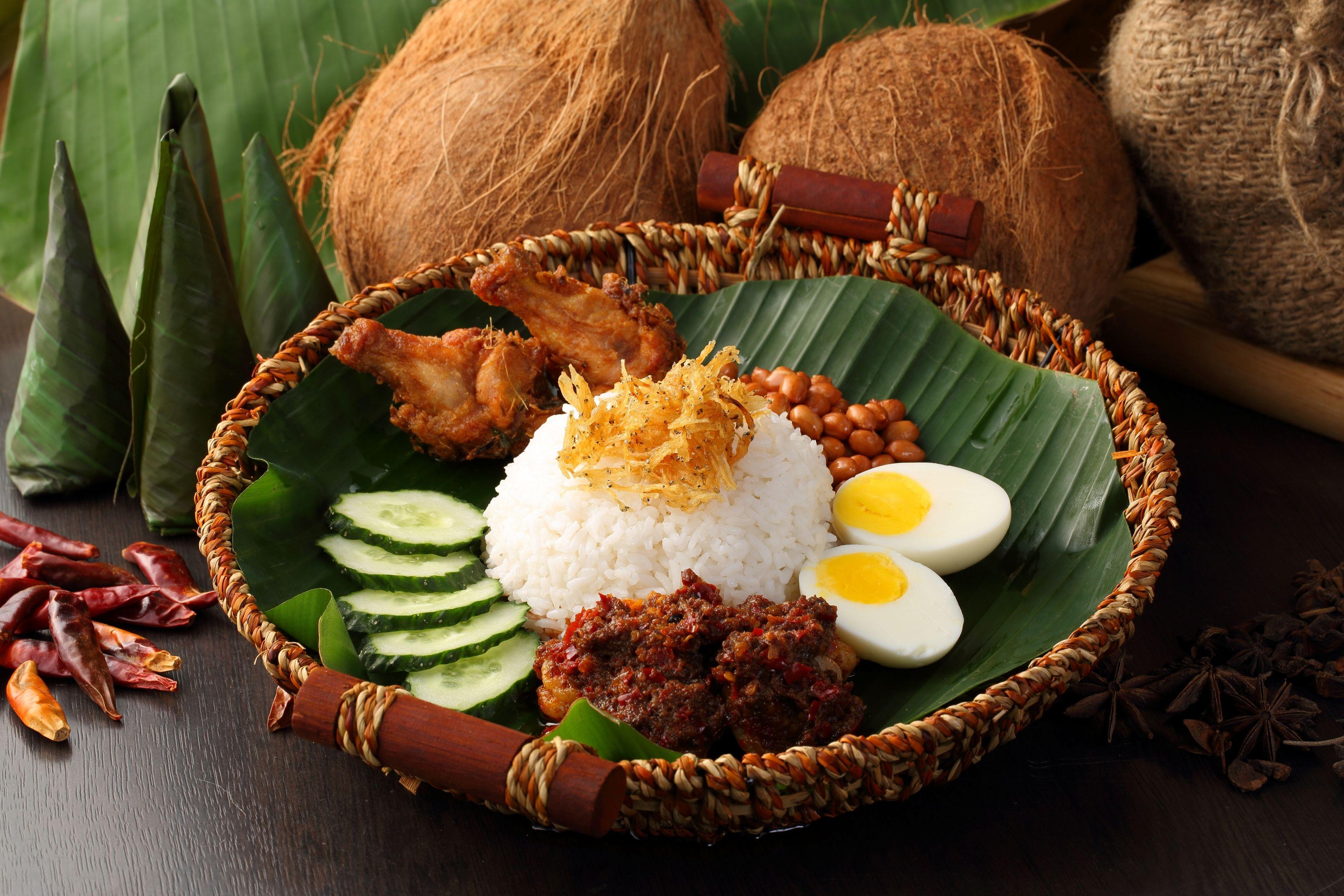 Gastronomía de Malasia