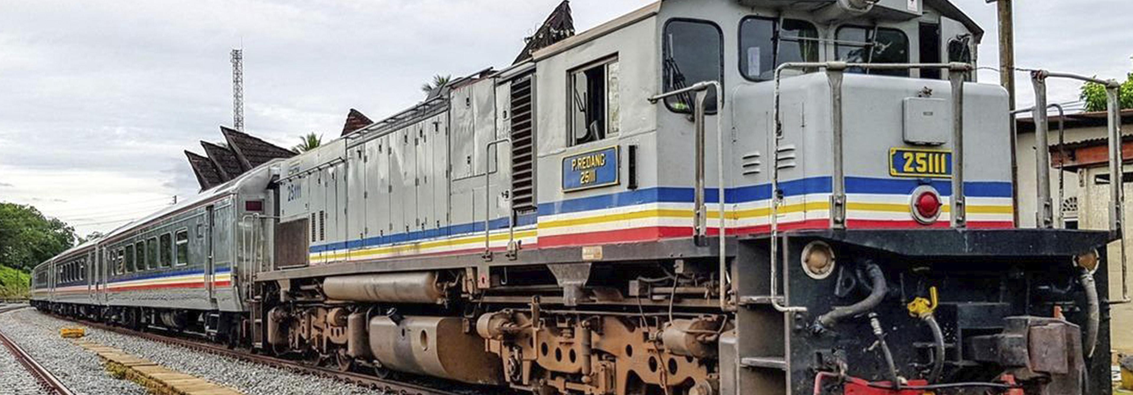 Tren Malasia