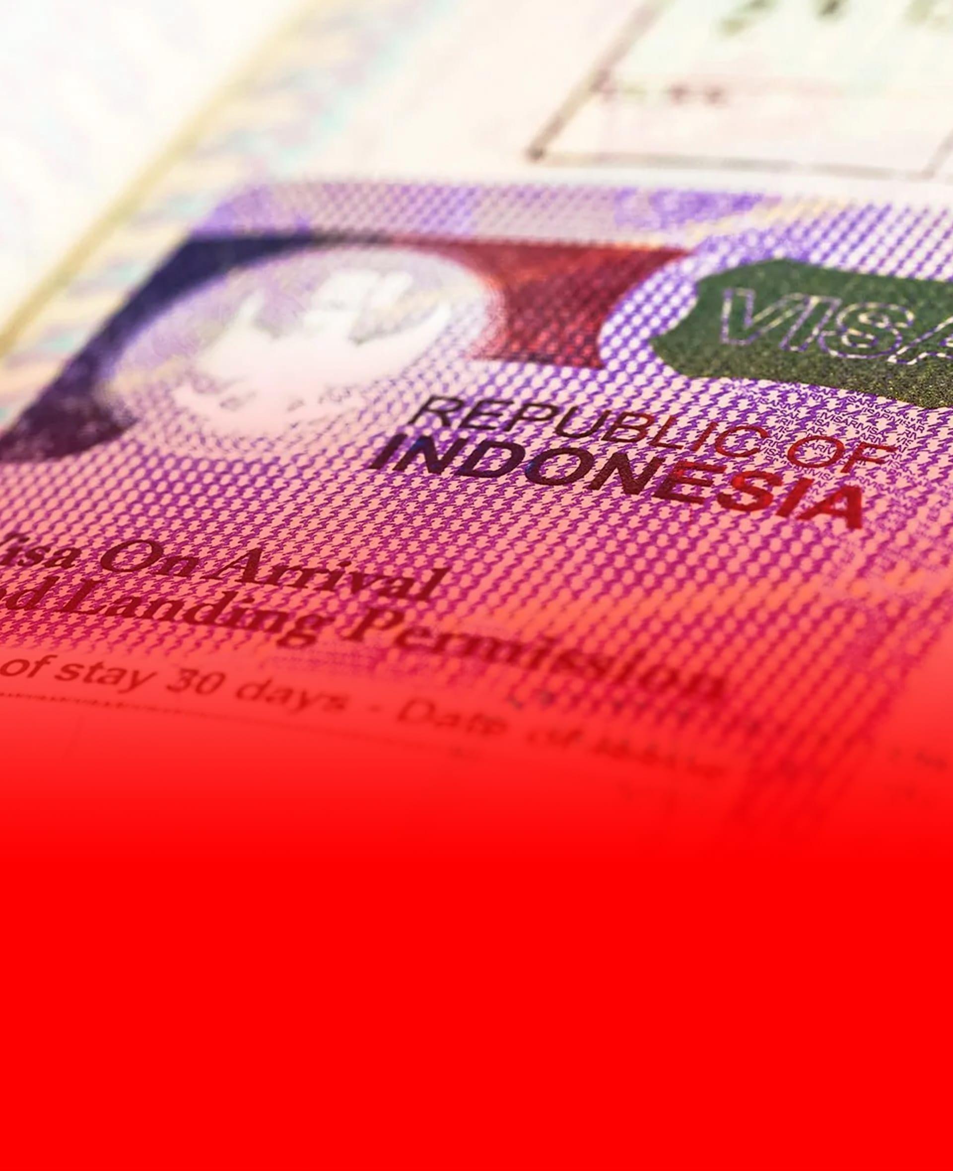 Visado Indonesia